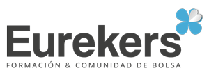 Logo from Eurekers, largest community of private investors in Europe who have managed to learn to invest in the stock market